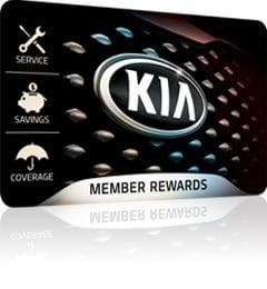 Kia Member Rewards